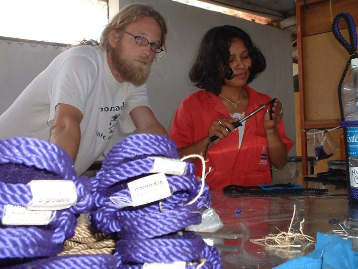 Atelier in Nicaragua
