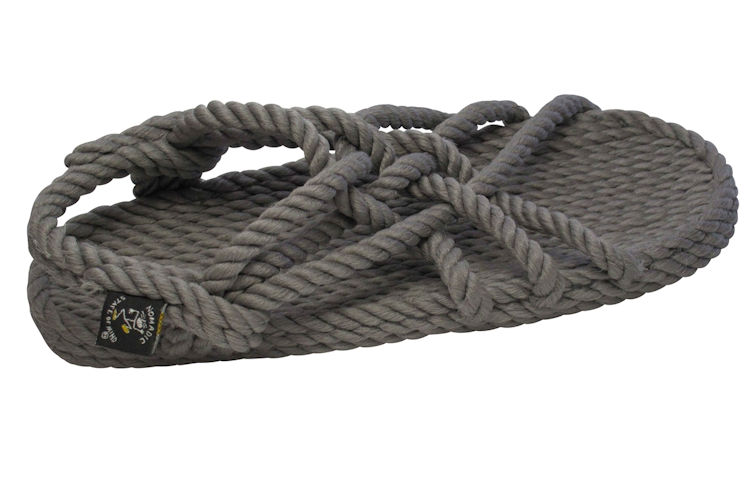 Nomadic State Of Mind JC Sandal - zonder loopzool - grijs